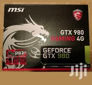 Msi Gaming Geforce Gtx 980 4gb Oc Directx 12 VR Ready | Computer Accessories  for sale in Greater Accra, North Kaneshie
