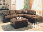 Comfortable L Living Room Sofa Set | Furniture for sale in Ashanti, Kumasi Metropolitan