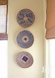 Beautiful Decorated Wall Art Weaved Basket | Arts & Crafts for sale in Greater Accra, Accra Metropolitan