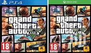 GTA V Premium Edition CD For Xbox Ps4 | Video Games for sale in Greater Accra, Osu