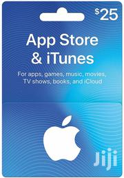 iTunes Card   Accessories for Mobile Phones & Tablets for sale in Greater Accra, Dzorwulu