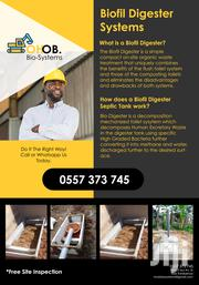 Biofil Digester For Homes, Offices, Churches, Etc | Building & Trades Services for sale in Greater Accra, Ga East Municipal