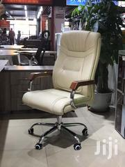 Leather Executive Swivel Chair | Furniture for sale in Greater Accra, North Kaneshie