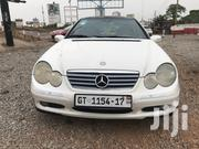 Mercedes-Benz C230 2003 White   Cars for sale in Greater Accra, East Legon