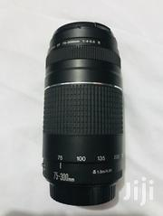 Canon Ef 75-300mm F/4-5.6   Photo & Video Cameras for sale in Greater Accra, Adenta Municipal
