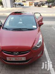 Hyundai Elantra 2012 Limited Red | Cars for sale in Greater Accra, Osu