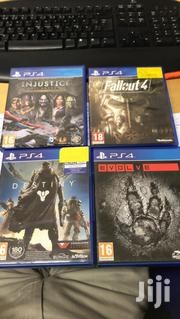 PS4 Game Cds | Video Games for sale in Ashanti, Kumasi Metropolitan