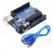 Arduino Uno R3 With Cable | Laptops & Computers for sale in Greater Accra, Adenta Municipal