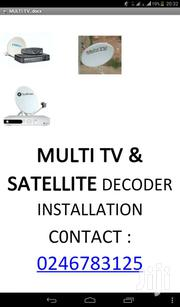 Satellite Installations (Dstv, Multi Etc) | Automotive Services for sale in Greater Accra, Adenta Municipal