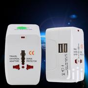 Dual USB Universal Multi-function Conversion Socket | Accessories for Mobile Phones & Tablets for sale in Greater Accra, Chorkor