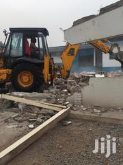 Backhoe For Hiring | Heavy Equipment for sale in Greater Accra, Accra Metropolitan