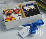BLUE CITY Original Kente Bow Tie Gift Set|Package | Clothing Accessories for sale in Greater Accra, Odorkor