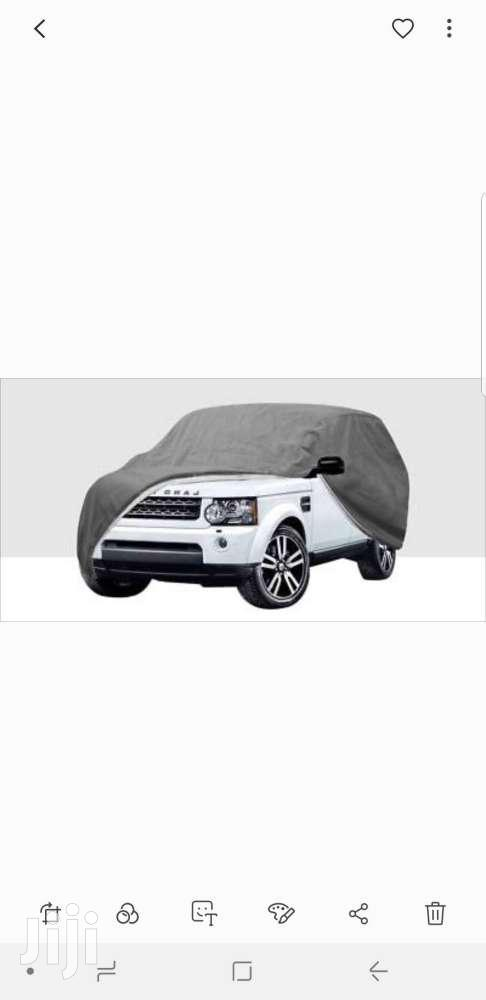 4x4 Pick Up Suv Car Cover Xxl New Protector