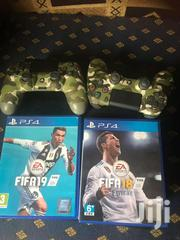 Slightly Used PS4 Console With Fifa 19 Cd | Video Game Consoles for sale in Western Region, Shama Ahanta East Metropolitan