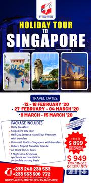 Holiday Tour To Singapore | Travel Agents & Tours for sale in Greater Accra, Achimota