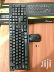 Wireless Full Keyboard And Mouse Combo | Computer Accessories  for sale in Greater Accra, Accra Metropolitan