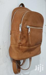 Trendy Adult Leather Backpack | Bags for sale in Greater Accra, Kotobabi