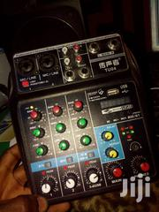 Professional 4channel Mixing Console Plus Soundcard , Bluetooth USB | Audio & Music Equipment for sale in Ashanti, Kwabre