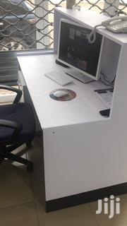 Front Desk , Chair , and Office Cabinet | Furniture for sale in Greater Accra, Adenta Municipal