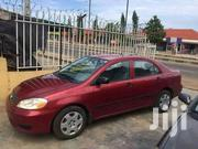 Toyota Corolla 2009 1.4 Advanced Red | Cars for sale in Upper East Region, Bawku Municipal