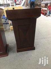 Wooden Pulpit / Speech Desk +Free Delivery   Furniture for sale in Greater Accra, Achimota
