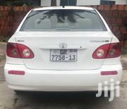 Toyota Corolla 2009 White | Cars for sale in Brong Ahafo, Dormaa Municipal