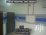 Painting And Design [Cheap Prize] | Automotive Services for sale in Greater Accra, Kwashieman