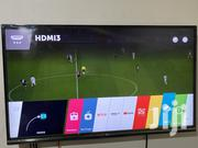LG 43 Inch Ultra High Definition 4k Smart TV   TV & DVD Equipment for sale in Greater Accra, Tema Metropolitan