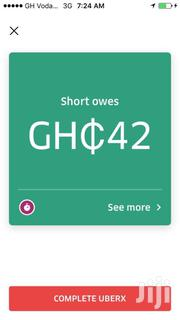 Am Uber Driver Looking For A Car | Accounting & Finance CVs for sale in Greater Accra, Nungua East