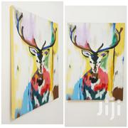 An Acrylic Painting Of A Deer | Arts & Crafts for sale in Greater Accra, Adenta Municipal