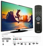 Philips 55'' 4K Ultra-Slim Smart Satellite LED TV (55PUS6162) | TV & DVD Equipment for sale in Greater Accra, Accra Metropolitan