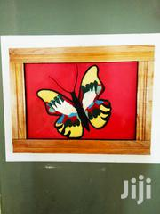 Frame Butterfly On Canvas | Arts & Crafts for sale in Greater Accra, Adenta Municipal