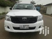 Toyota Hilux 2013 White   Cars for sale in Greater Accra, East Legon (Okponglo)