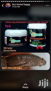 Pen!$ Enlargement Capsule and Cream | Sexual Wellness for sale in Greater Accra, North Kaneshie