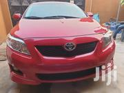 Toyota Corolla 2010 Red | Cars for sale in Upper East Region, Bawku Municipal