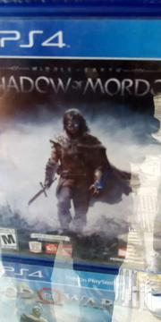 PS4 Shadow Of Mordor | Video Games for sale in Greater Accra, Osu