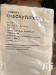 New Samsung Galaxy Note 5 64 GB Black | Mobile Phones for sale in Western Region, Wassa West
