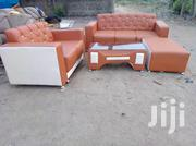 Anoited Leather Sofa | Furniture for sale in Greater Accra, Achimota