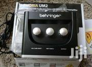 Behringer Sound Card(New) | Musical Instruments for sale in Greater Accra, East Legon