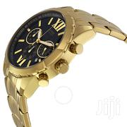 Guess Gold Chronograph Watch Swiss Movement. | Watches for sale in Greater Accra, Abelemkpe