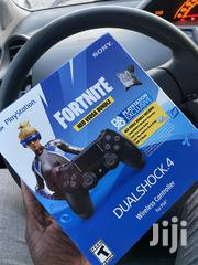 Original Ps4 Controller With Fornite Bundle | Video Game Consoles for sale in Greater Accra, Nungua East