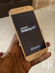 Samsung Galaxy A7 32 GB Gold | Mobile Phones for sale in Greater Accra, Adenta Municipal