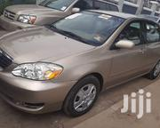 Toyota Corolla 2005 1.4 D-4D Automatic Brown | Cars for sale in Upper East Region, Bolgatanga Municipal