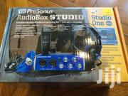 Presonus Audiobox 96 Stu1dio Complete Hardware/Software Recording Kit | Musical Instruments for sale in Greater Accra, Teshie new Town