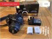 Nikon D 5500 | Cameras, Video Cameras & Accessories for sale in Greater Accra, Achimota