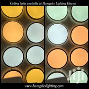 Double Color Ceiling Lights At Hamgeles Lighting Ghana | Home Accessories for sale in Greater Accra, Airport Residential Area
