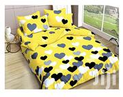 Bedsheet and 4 Pillowcase | Home Accessories for sale in Greater Accra, Dansoman