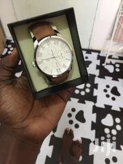 River Island  Brown Strap Watch | Watches for sale in Greater Accra, Akweteyman