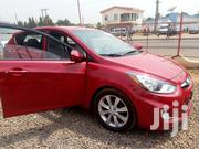 Hyundai Accent GLS Automatic 2012 Red | Cars for sale in Greater Accra, Adenta Municipal