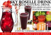 Sky Roselle And Natural Fruit Drink | Meals & Drinks for sale in Greater Accra, Osu